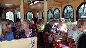 Spady Museum Trolley Tour