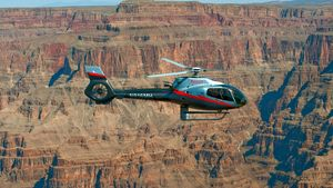 One of Tammy's Top Reccommended Experiences for Vegas First Times is The Wind Dancer helicopter tour with Maverick Helicopters | WhereTraveler