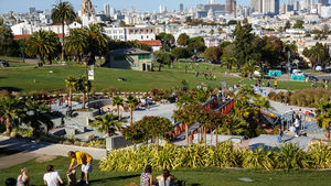 Where to picnic in San Francisco
