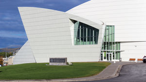 University of Alaska's Museum of the North
