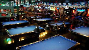 Peabody Billards, Tampa Bay