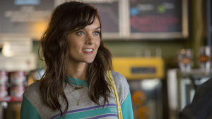 """You can take the girl out of Boston, as the local saying goes, but you can't take Boston out of the girl. Fast-rising actor Frankie Shaw, 31, lives in Los Angeles these days, but her edgy hit Showtime series """"SMILF"""" is set in South Boston. It's a spot the young Frankie knew well 