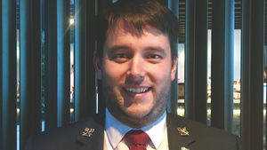 Ben Thomas, Chief Concierge, West Hotel Sydney