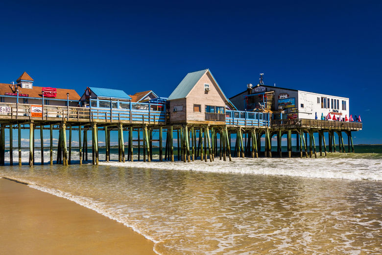 Old Orchard Beach is a nostalgic trip down memory lane to the beach vacations of yesteryear | WhereTraveler
